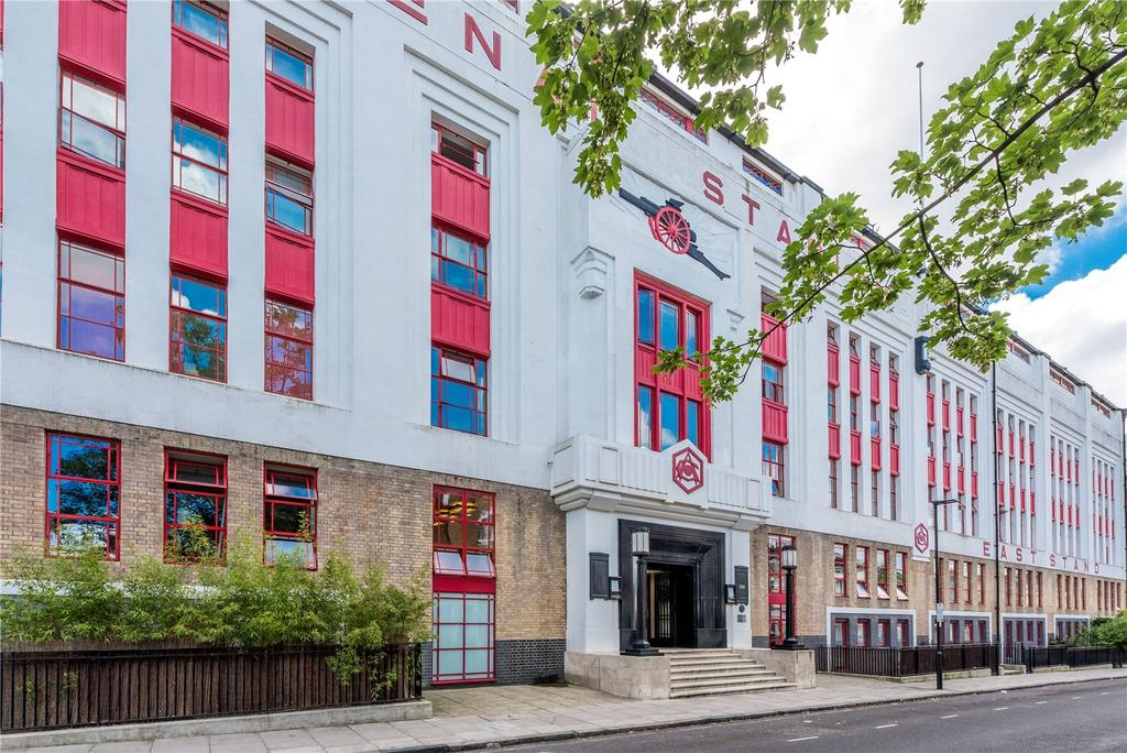 2 Bedrooms Penthouse Flat for sale in Eaststand Apartments, Highbury Stadium Square, London, N5