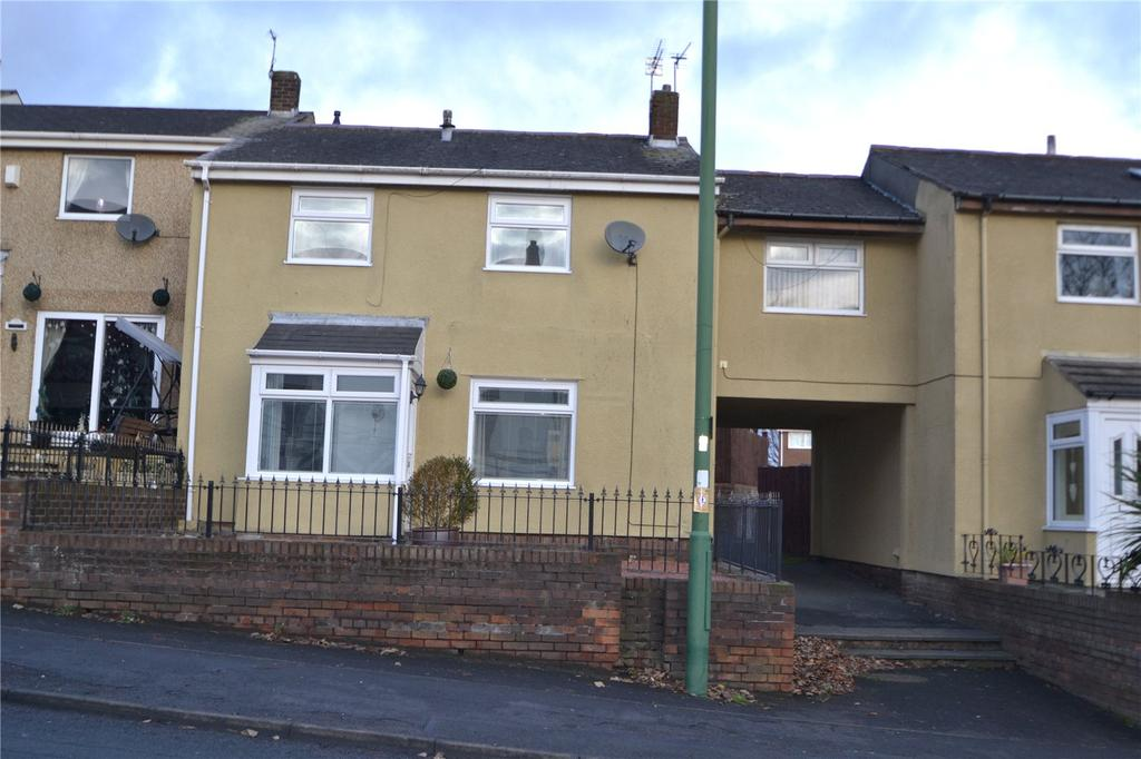 3 Bedrooms Terraced House for sale in Rosemary Lane, Easington Village, Peterlee, Co.Durham, SR8