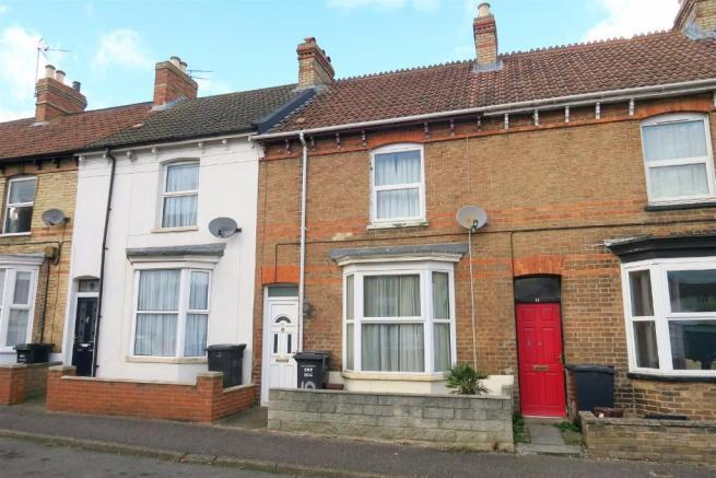 2 Bedrooms Terraced House for sale in Noble Street, Taunton TA1