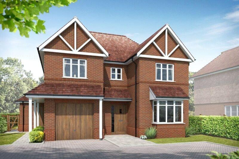 4 Bedrooms Detached House for sale in Pound Lane, Burghclere, Newbury, Hampshire, RG20