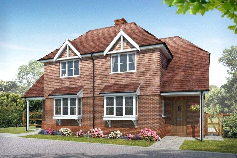 2 Bedrooms Semi Detached House for sale in Pound Lane, Burghclere, Newbury, Hampshire, RG20