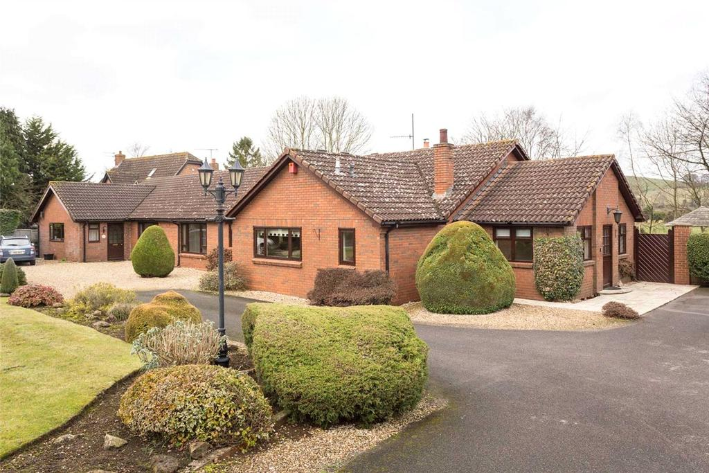3 Bedrooms Semi Detached Bungalow for rent in Ogbourne St. George, Marlborough, Wiltshire, SN8