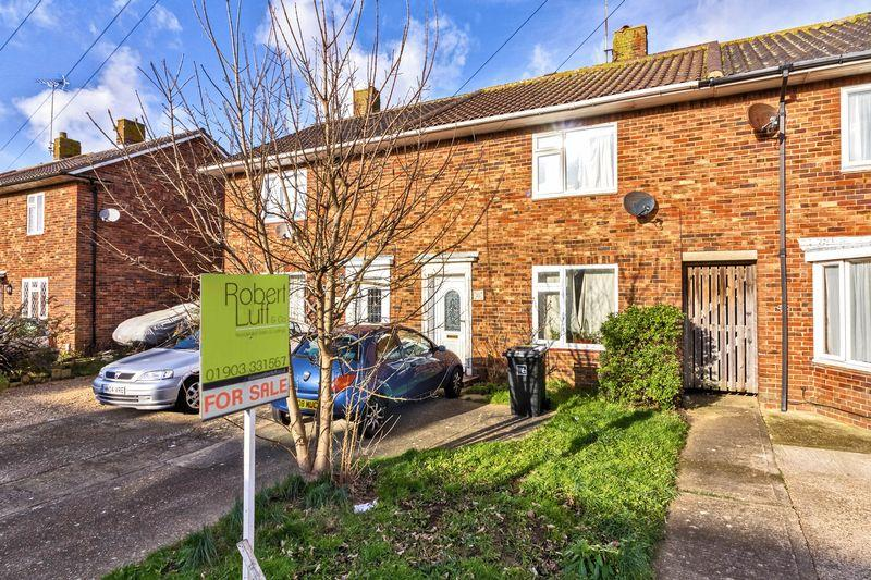2 Bedrooms Terraced House for sale in Melville Way, Goring-by-Sea