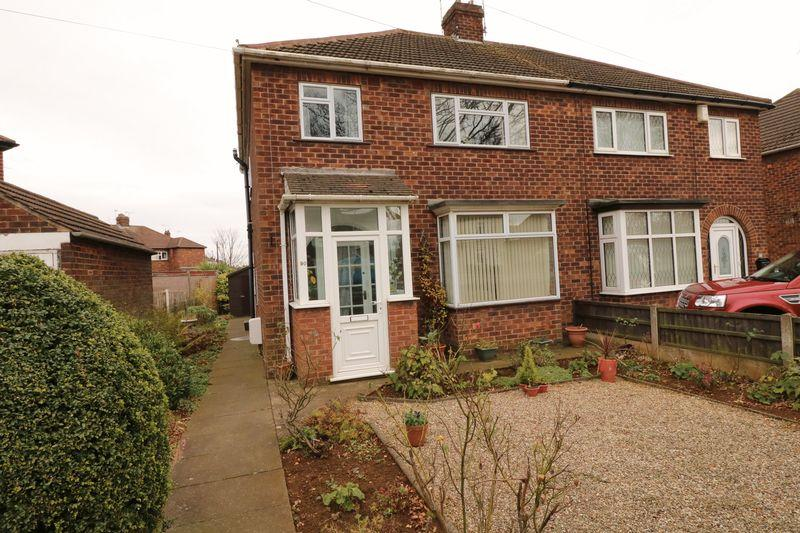 3 Bedrooms Semi Detached House for sale in Grange Lane South, Ashby