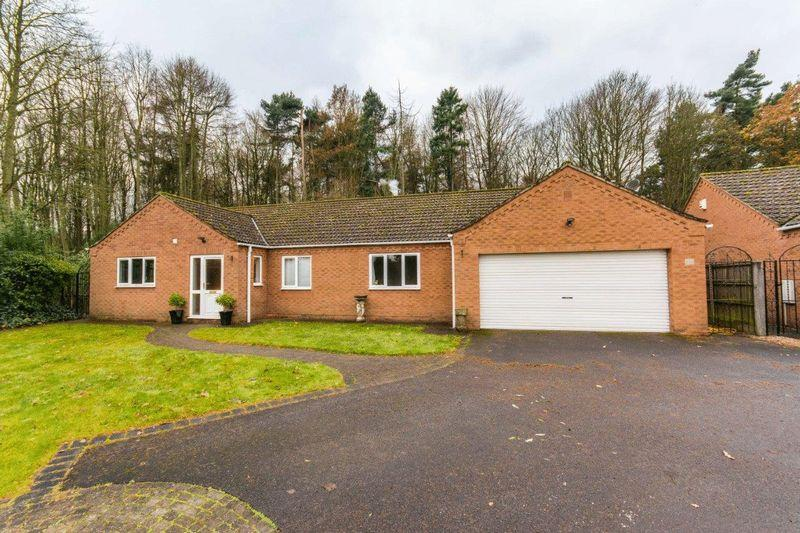 3 Bedrooms Detached Bungalow for sale in Appleby Lane, Broughton, DN20
