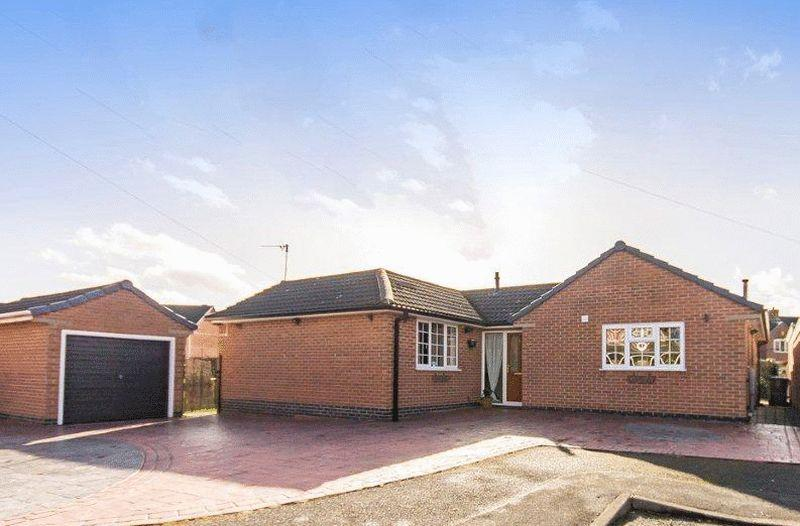 3 Bedrooms Detached Bungalow for sale in FORRESTER AVENUE, WESTON-ON-TRENT
