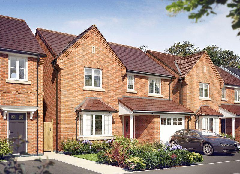 4 Bedrooms Detached House for sale in plot 462 THE INGLEBY, LANGLEY COUNTRY PARK