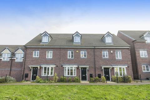 4 bedroom terraced house for sale - COLLEGE GREEN WALK, MICKLEOVER, DERBY