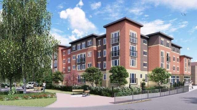 2 Bedrooms Retirement Property for sale in High Street, Aldridge