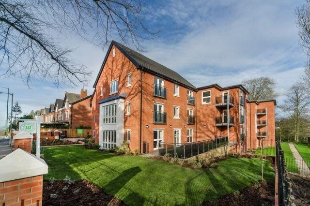 2 Bedrooms Ground Flat for sale in Broadway North, West Midlands