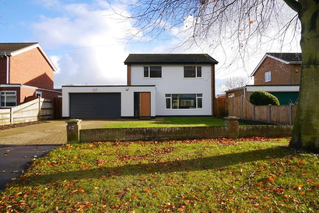 4 Bedrooms Detached House for sale in Gunton Church Lane, Gunton, Lowestoft