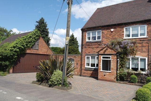 4 Bedrooms Semi Detached House for sale in Wiggins Hill Road,Wishaw, Sutton Coldfield