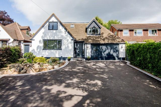 4 Bedrooms Detached House for sale in Lichfield Road,Four Oaks, Sutton Coldfield