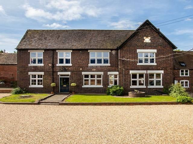 6 Bedrooms Detached House for sale in Coventry Road, Kingsbury/Nether Whitacre