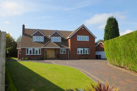 5 bedroom detached house for sale - Barnscroft, Little Aston