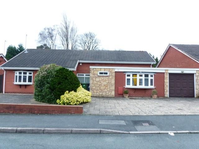 3 Bedrooms Detached Bungalow for sale in Foley Church Close, Streetly