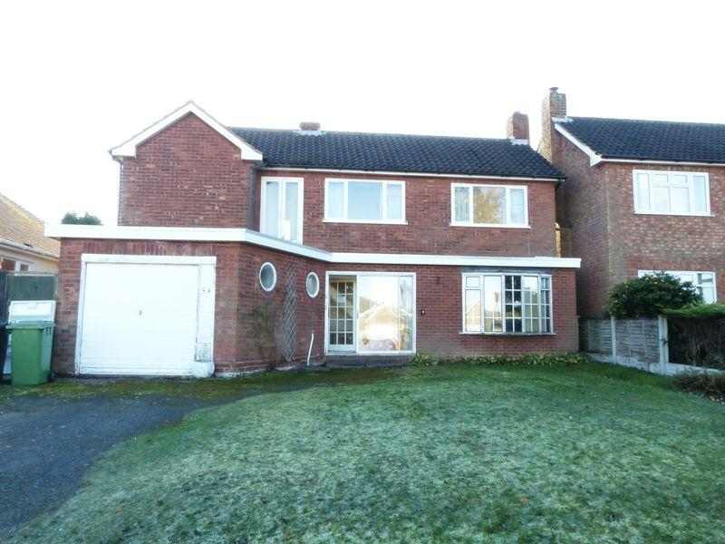 3 Bedrooms Detached House for sale in Inglewood Grove, Streetly