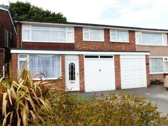 3 Bedrooms Semi Detached House for sale in Fordwater Road, Streetly