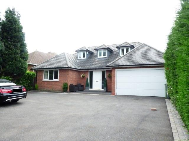 5 Bedrooms Bungalow for sale in Wood Lane, Streetly