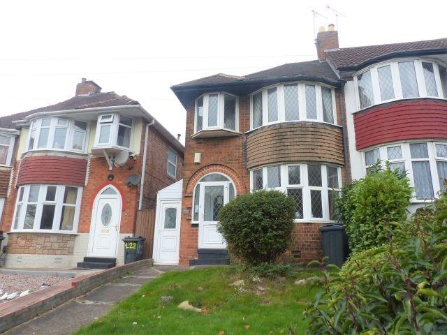 3 Bedrooms Semi Detached House for sale in College Road, Sutton Coldfield