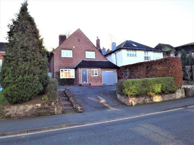 4 Bedrooms Detached House for sale in Manor Road, Sutton Coldfield