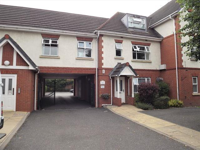 2 Bedrooms Apartment Flat for sale in Beech Court, 386 Chester Road, Sutton Coldfield