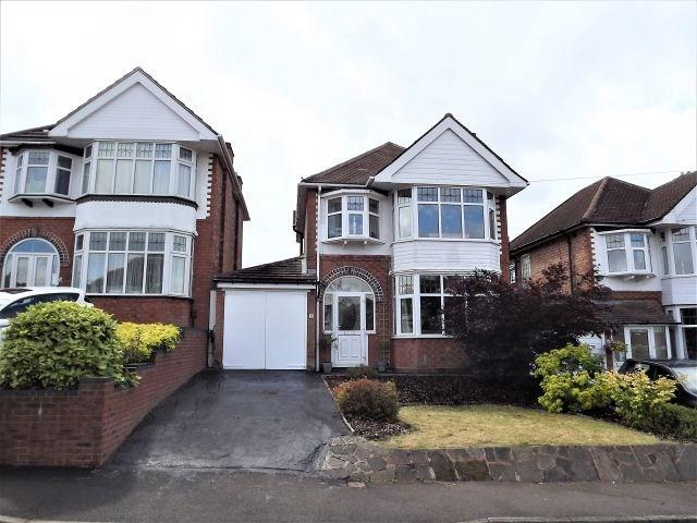 3 Bedrooms Detached House for sale in Buxton Road, Sutton Coldfield