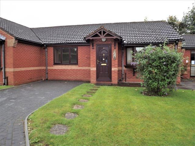 2 Bedrooms Bungalow for sale in Goldieslie Close, Boldmere, Sutton Coldfield