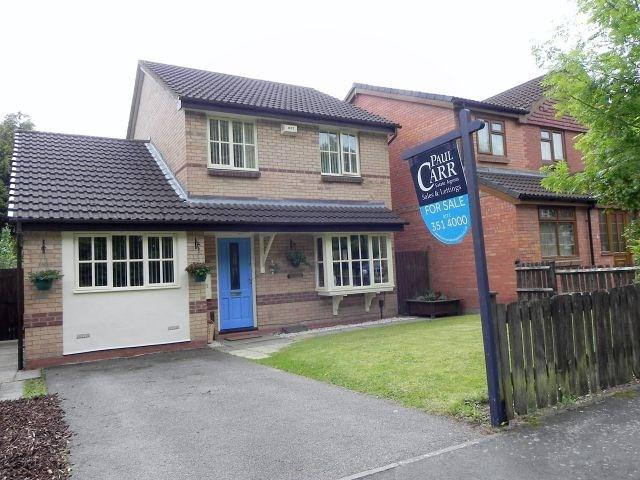 3 Bedrooms Detached House for sale in Littleworth Grove, Sutton Coldfield