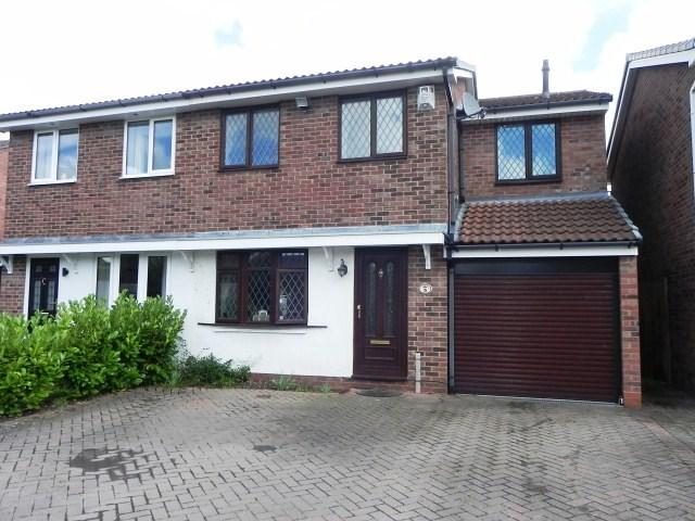 3 Bedrooms Semi Detached House for sale in Bates Close, Sutton Coldfield