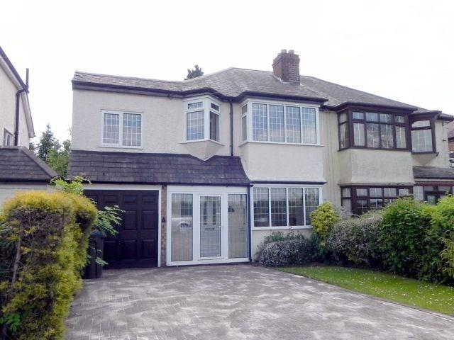 5 Bedrooms Semi Detached House for sale in Lindridge Road, Sutton Coldfield
