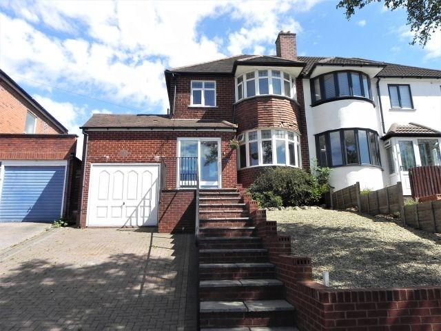 3 Bedrooms Semi Detached House for sale in Plants Brook Road, Sutton Coldfield