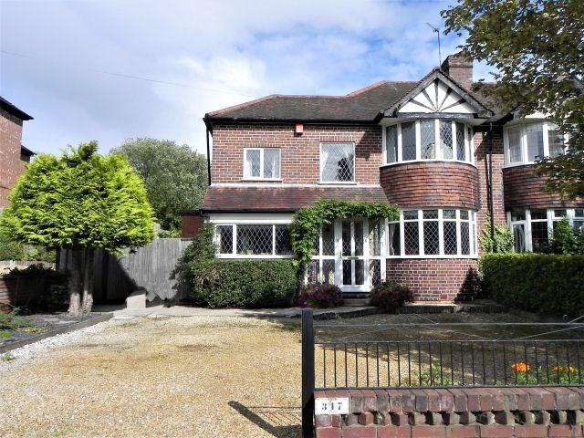 3 Bedrooms Semi Detached House for sale in Eachelhurst Road, Sutton Coldfield