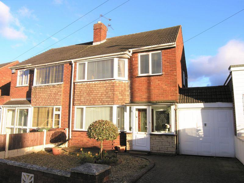 3 Bedrooms Semi Detached House for sale in Victor Street, Pelsall