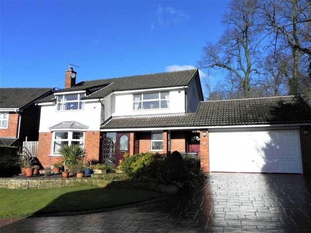 4 Bedrooms Detached House for sale in Winsford Close, Sutton Coldfield