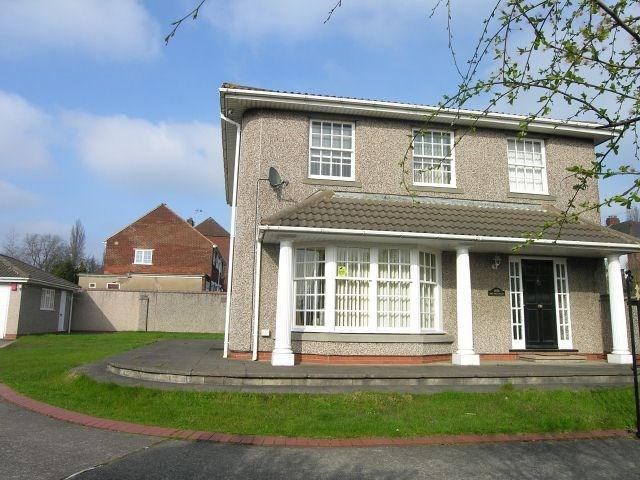 5 Bedrooms Detached House for sale in Lichfield Road, Rushall