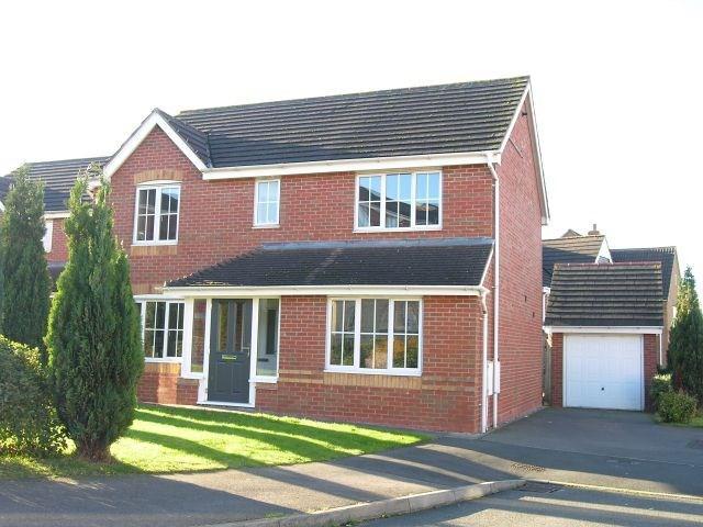 4 Bedrooms Detached House for sale in Burnfields Way, Aldridge