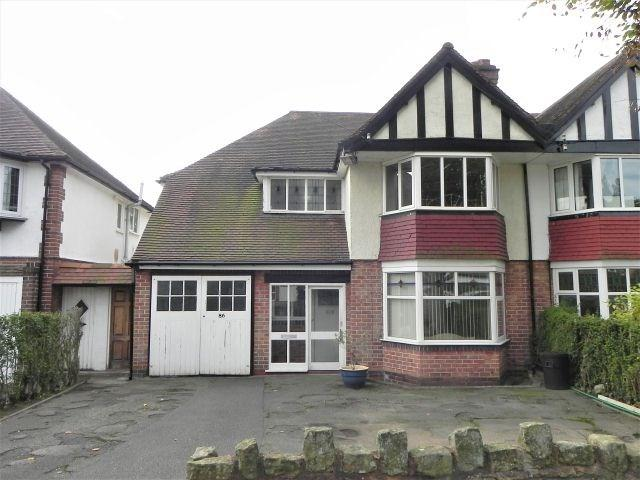4 Bedrooms Semi Detached House for sale in Wylde Green Road, Sutton Coldfield