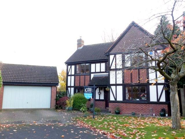 4 Bedrooms Detached House for sale in Monkspath, Walmley