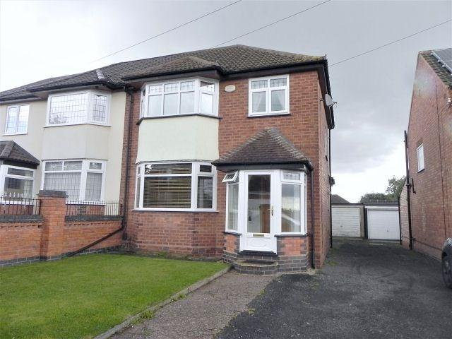 3 Bedrooms Semi Detached House for sale in Stephens Road, Sutton Coldfield