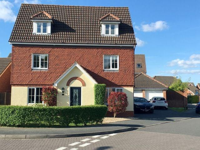 5 Bedrooms Detached House for sale in Water Mill Crescent, Sutton Coldfield