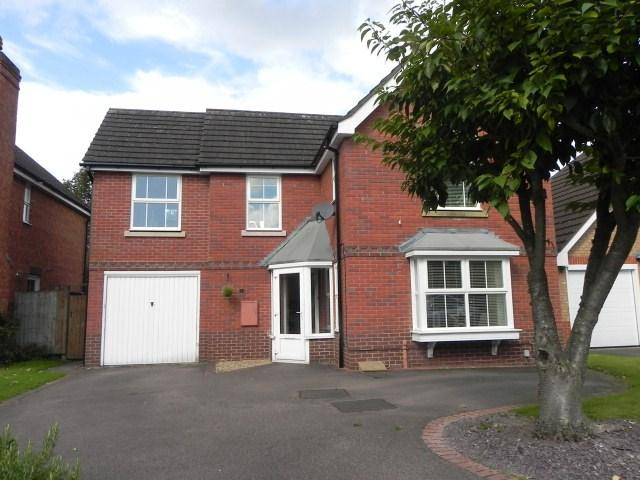 3 Bedrooms Detached House for sale in Glentworth, Sutton Coldfield