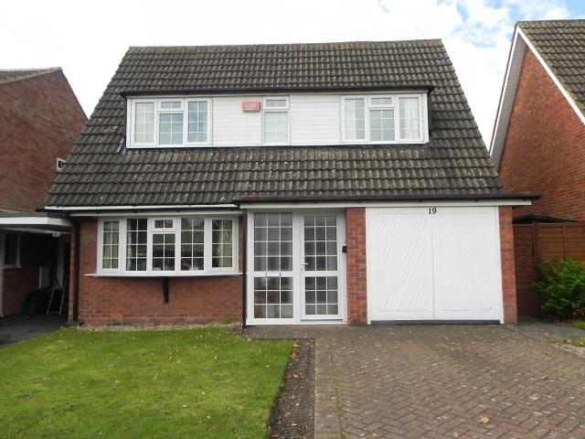 3 Bedrooms Detached House for sale in Monkspath, Sutton Coldfield