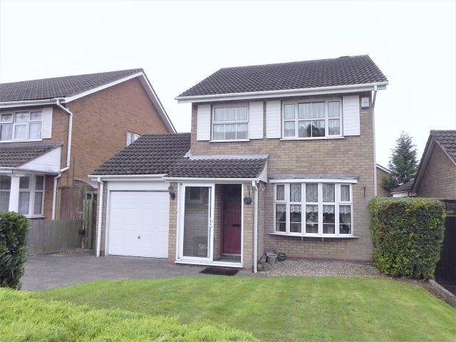 3 Bedrooms Detached House for sale in Walmley Ash Road, Walmley