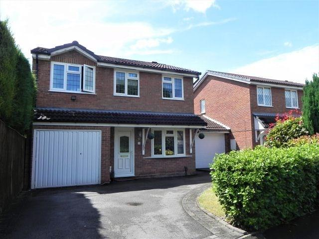 3 Bedrooms Detached House for sale in Bates Close, Sutton Coldfield