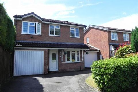 3 bedroom detached house for sale - Bates Close, Sutton Coldfield