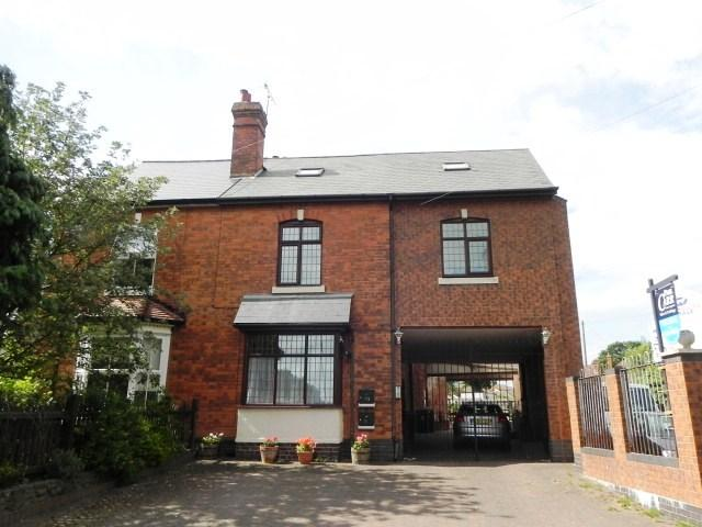 3 Bedrooms Semi Detached House for sale in Fox Hollies Road, Sutton Coldfield