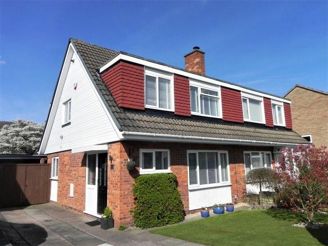 3 Bedrooms Semi Detached House for sale in Brailes Drive, Sutton Coldfield