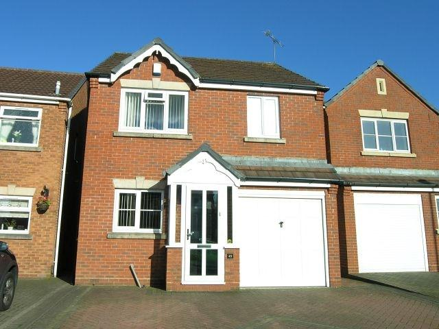 3 Bedrooms Detached House for sale in Wood Common Grange, Pelsall