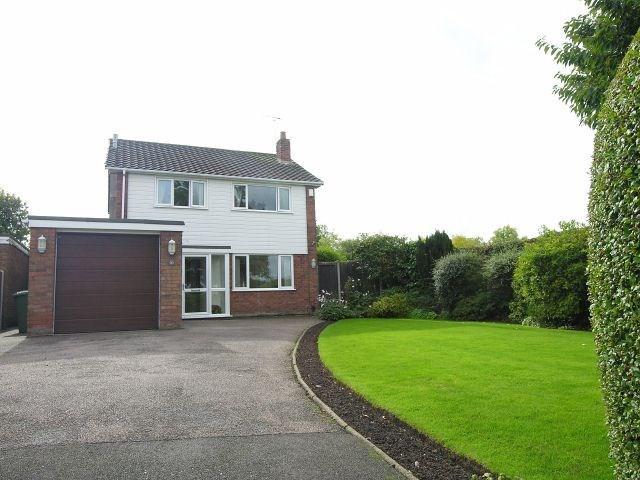 3 Bedrooms Detached House for sale in Gaydon Road, Aldridge